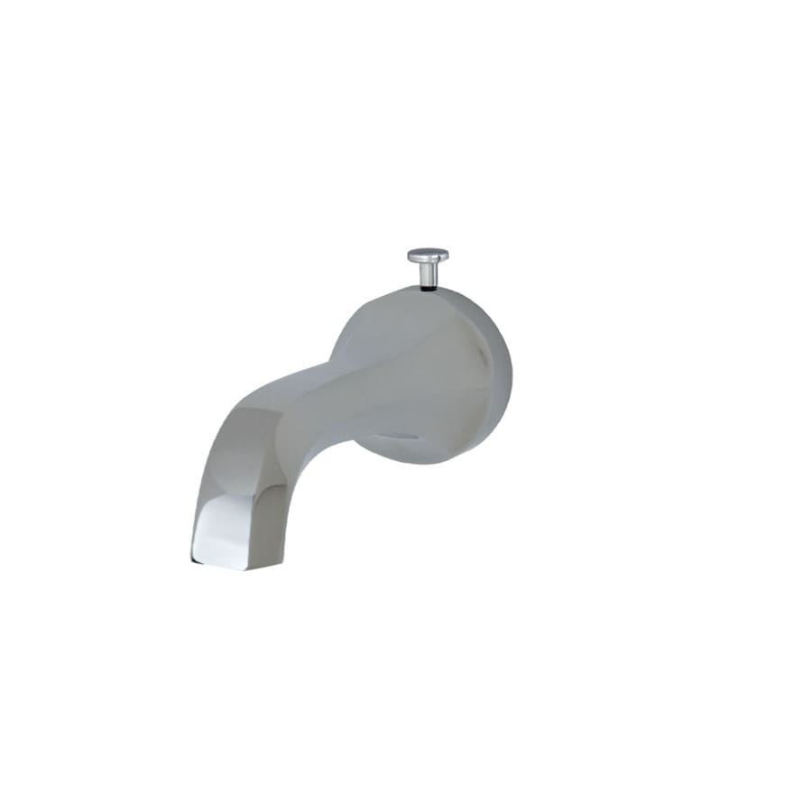 Symmons 8.5-in Chrome Tub Spout