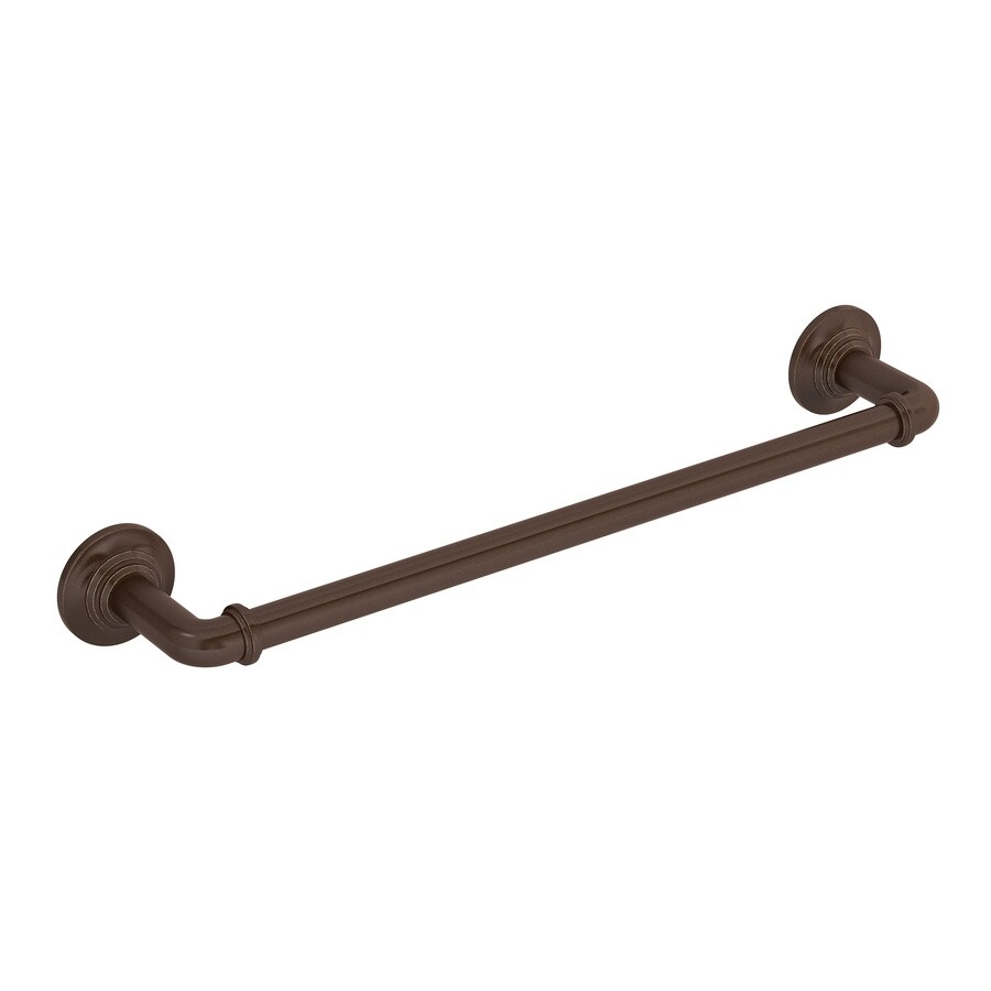 Symmons Winslet Oil-Rubbed Bronze Single Towel Bar (Common: 18-in; Actual: 21-in)
