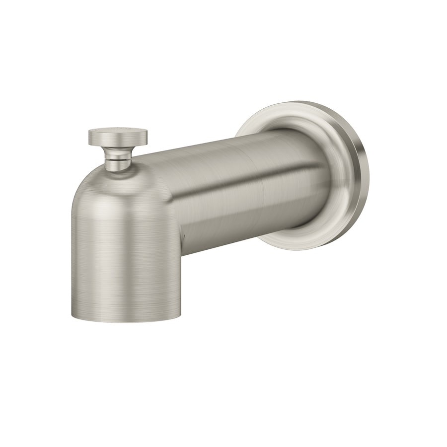 Symmons Nickel Tub Spout with Diverter