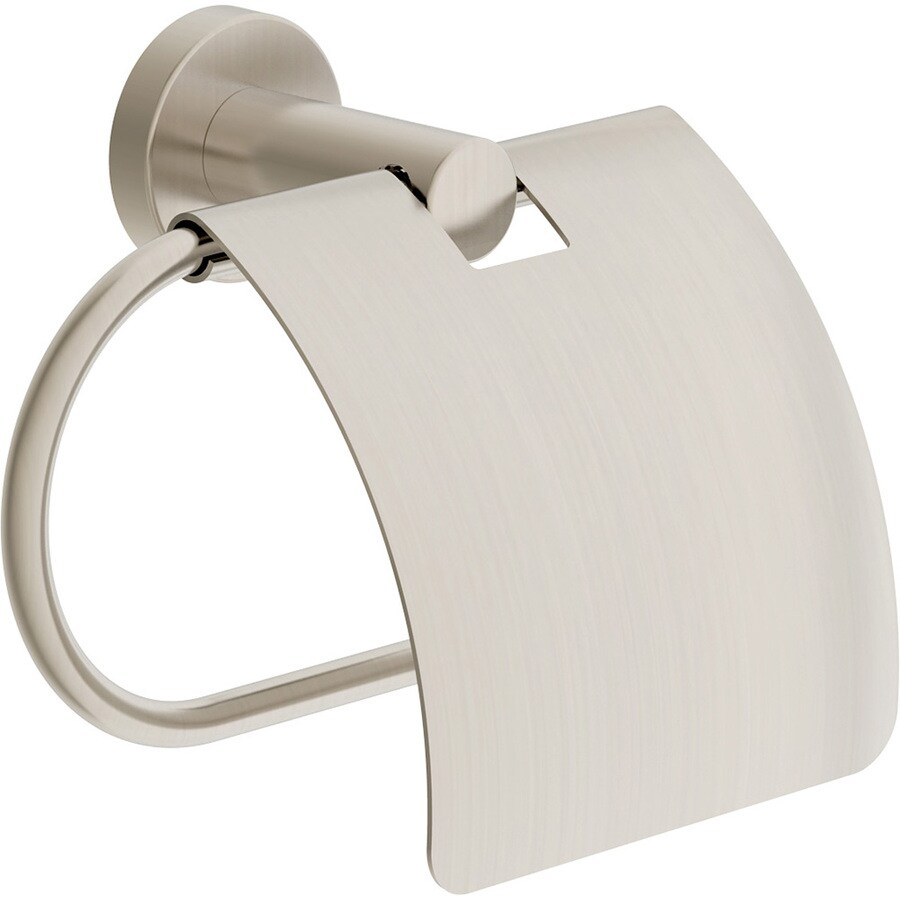Symmons Dia Satin Nickel Surface Mount Toilet Paper Holder