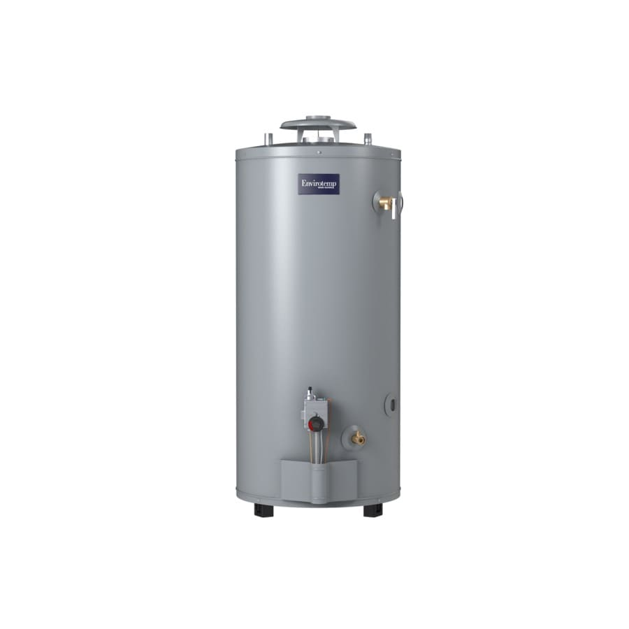 Shop Envirotemp 75 Gallon 6 Year Limited Residential Tall: natural gas water heater