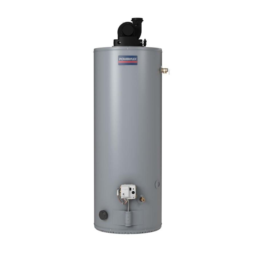 POWERFLEX 50-Gallon 6-Year Residential Short Natural Gas Water Heater