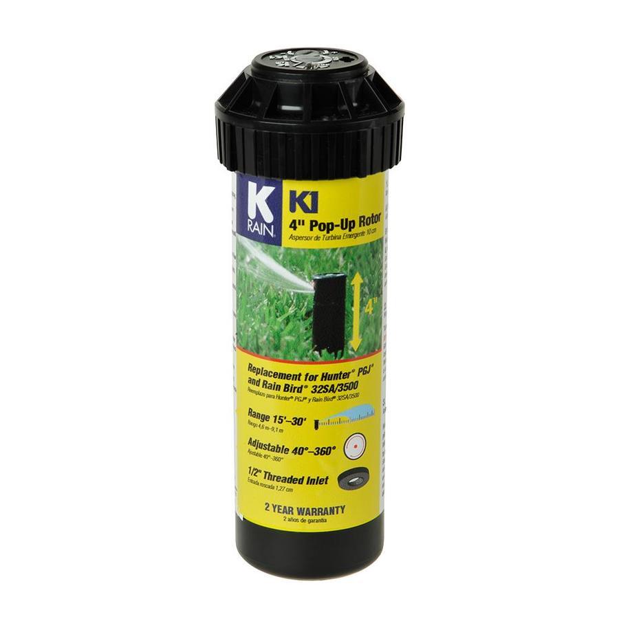 K-Rain 4-in Plastic Gear Drive Sprinkler