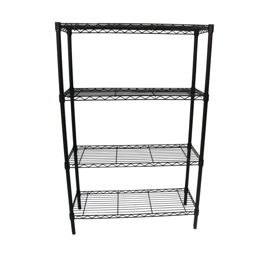 "Real Organized 54""H x  36""W x  14""D Steel Freestanding Shelving Unit"