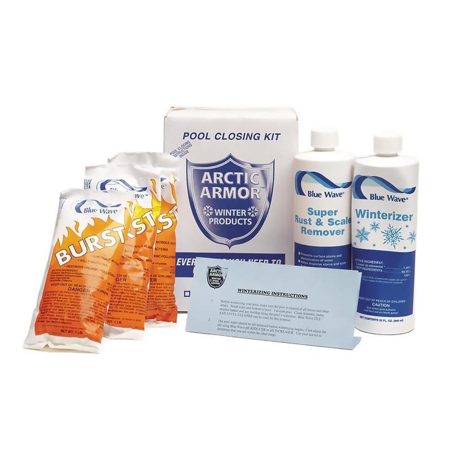 Blue Wave 5-Piece Chlorine Pool Winterizing Kit