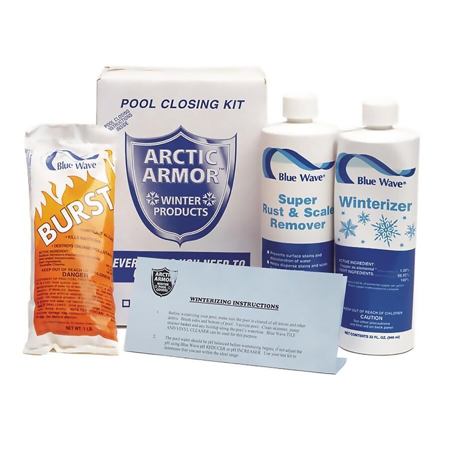 Blue Wave 3-Piece Chlorine Pool Winterizing Kit