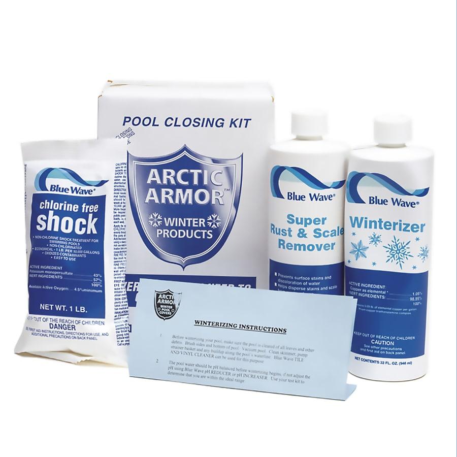 Blue Wave 3-Piece Chlorine Free Pool Winterizing Kit