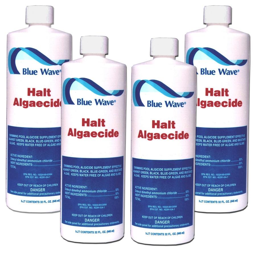 Blue Wave Halt 50 128-oz Algaecide
