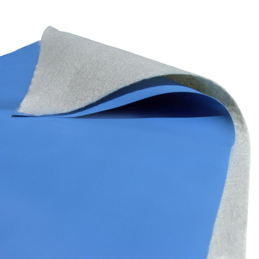 Shop Blue Wave Above Ground Round 24 Ft Pool Liner Pad At