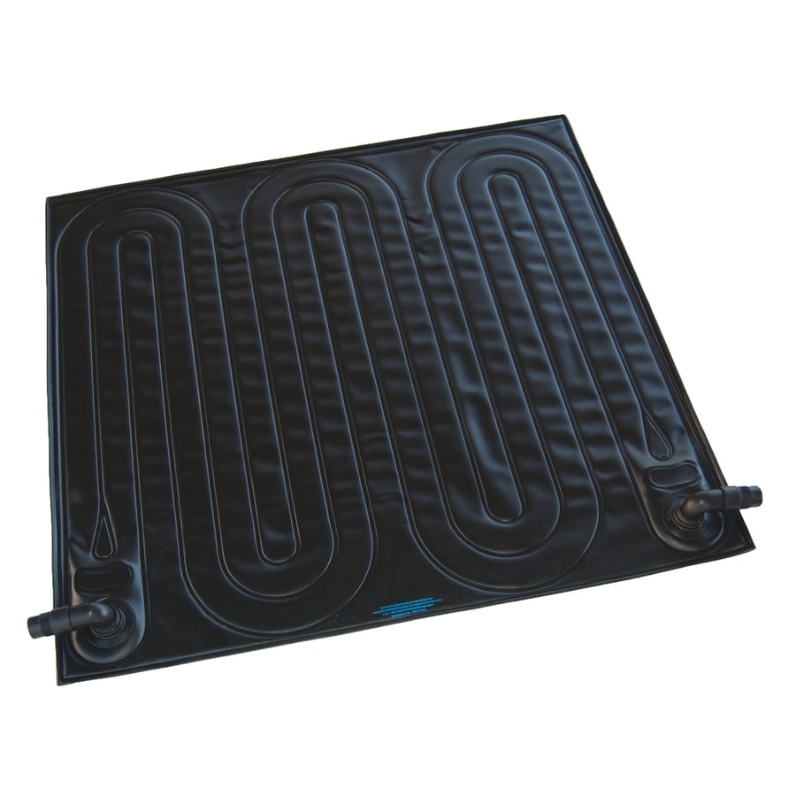 Shop Blue Wave Solarpro Solar Unit Pool Heater At Lowes Com