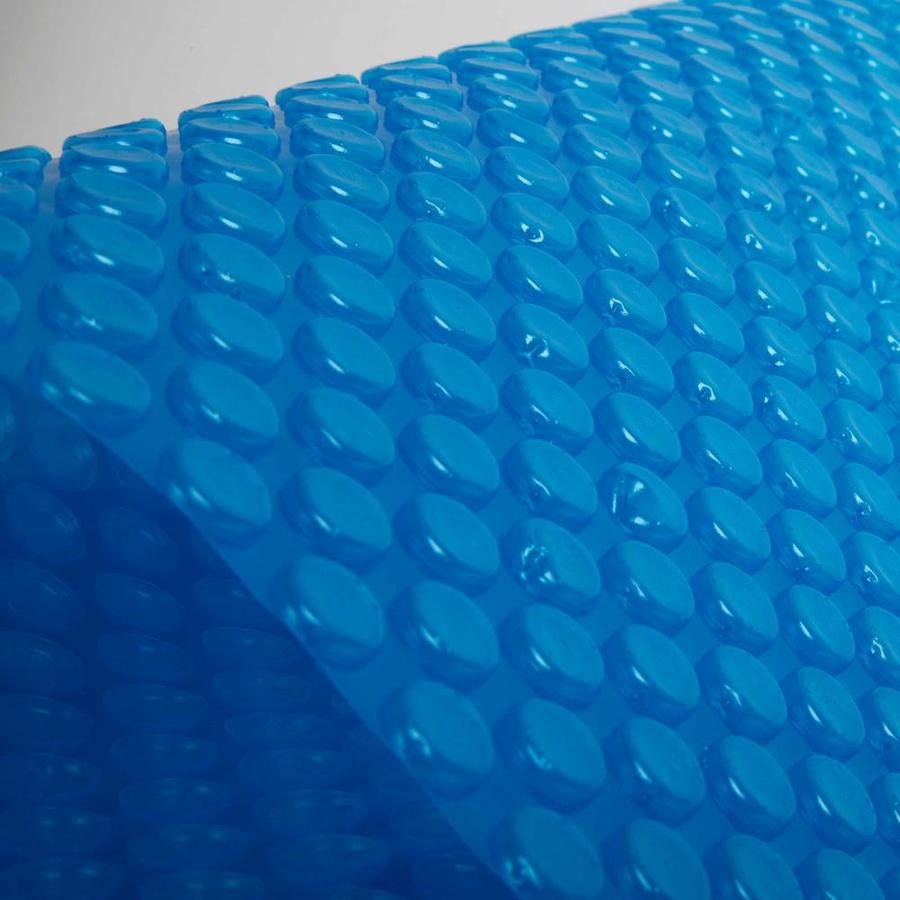 Blue Wave 40-ft x 20-ft Polyethylene Solar Pool Cover