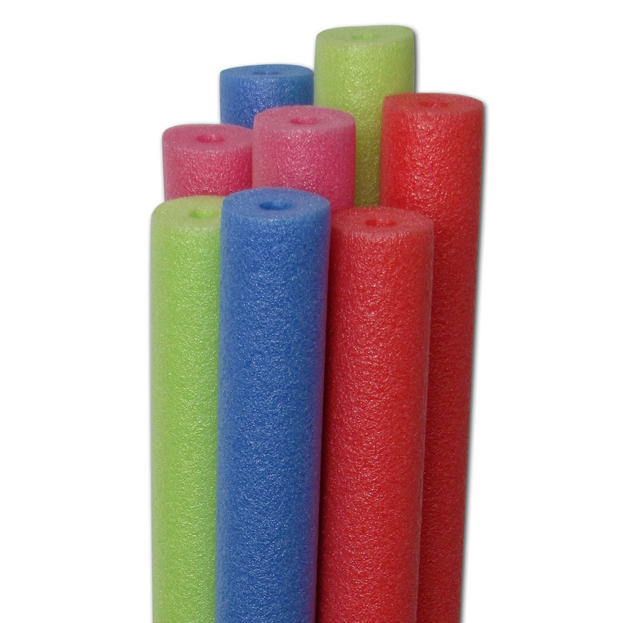 Gladon 20-Pack Water Log Assorted Pool Noodle