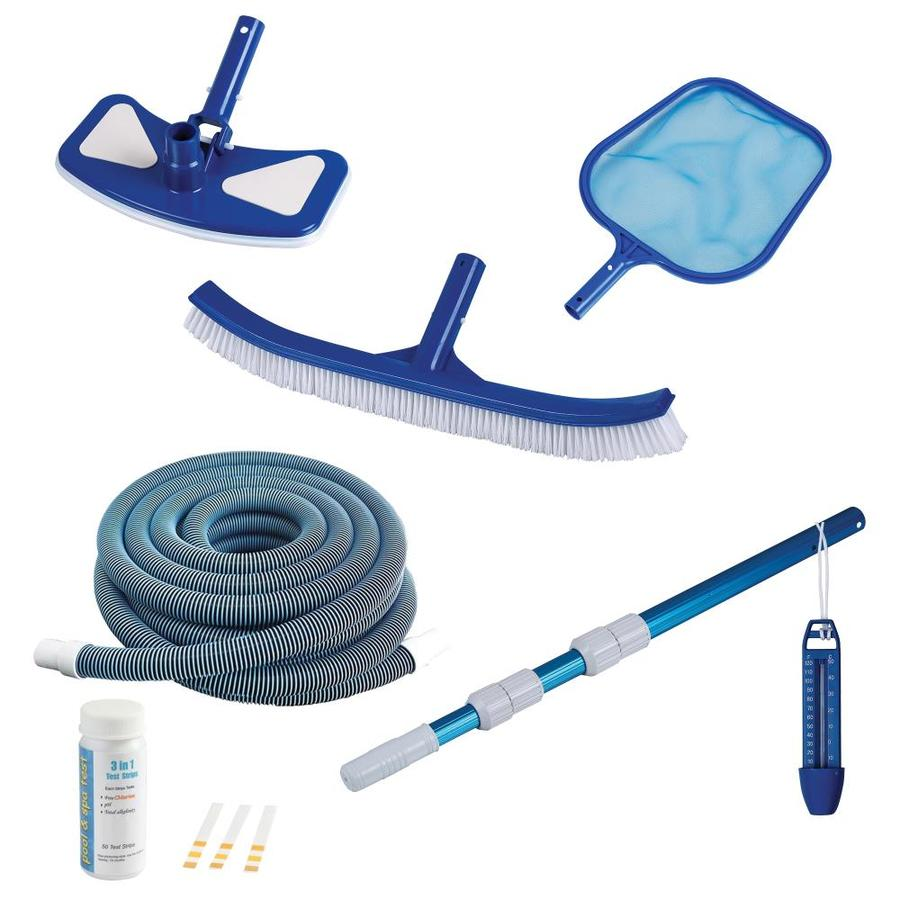 Blue Wave Standard Vinyl Pool Vacuum Maintenance Kit