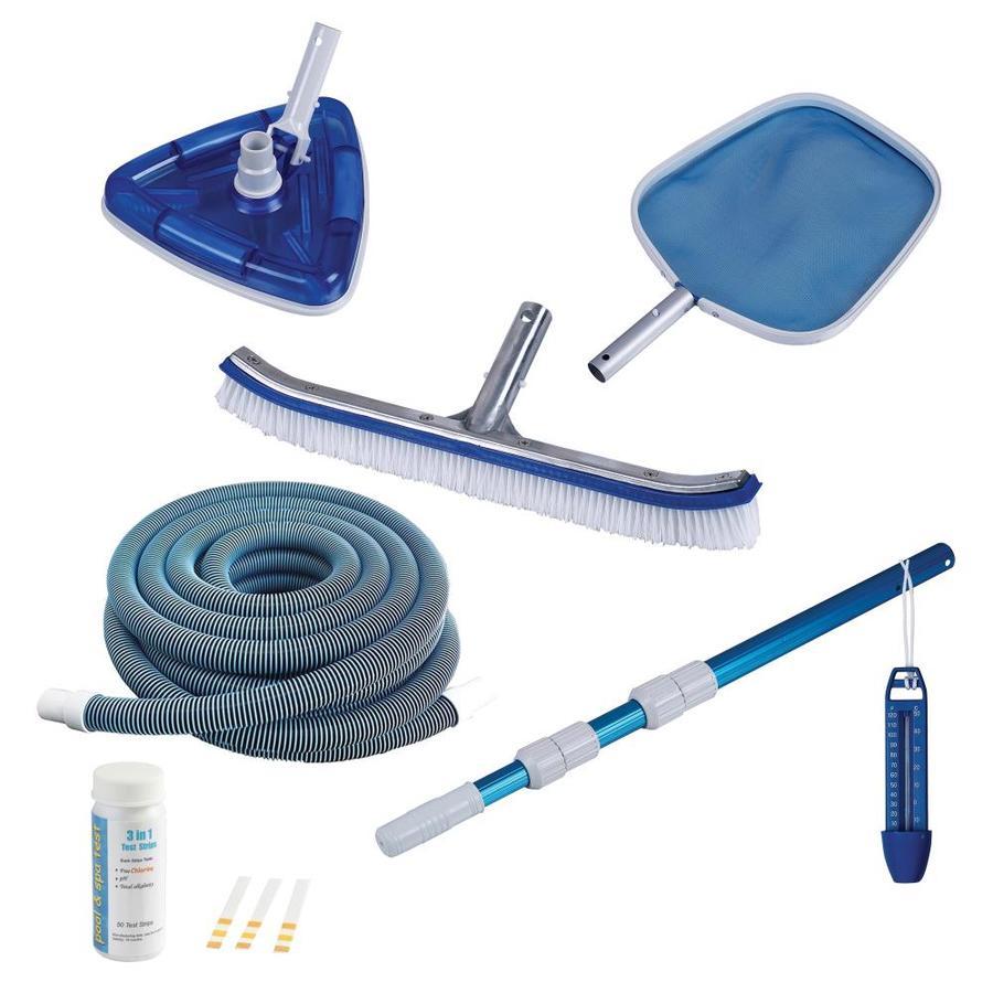 Blue Wave Large Vinyl Pool Vacuum Maintenance Kit