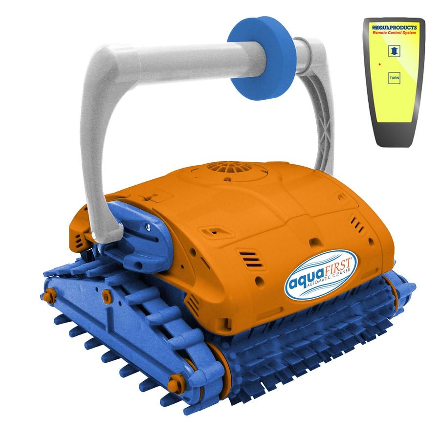 Blue Wave 18.25-in Robotic Pool Vacuum