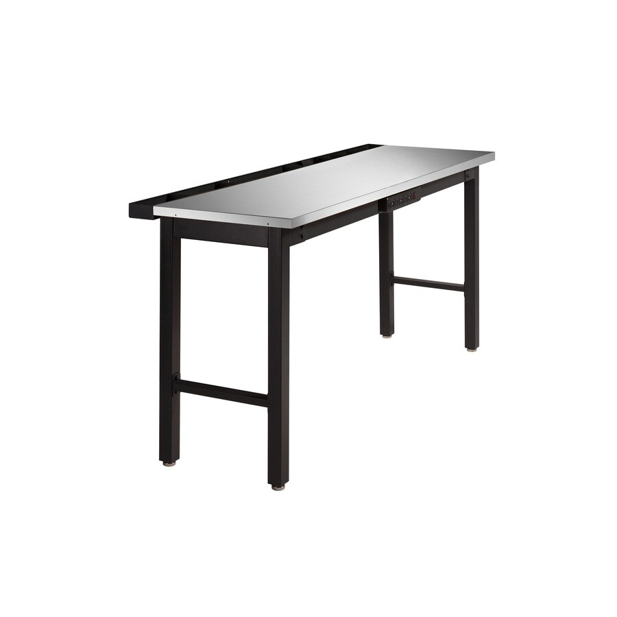 NewAge Products 72-in W x 36-in H Steel Work Bench