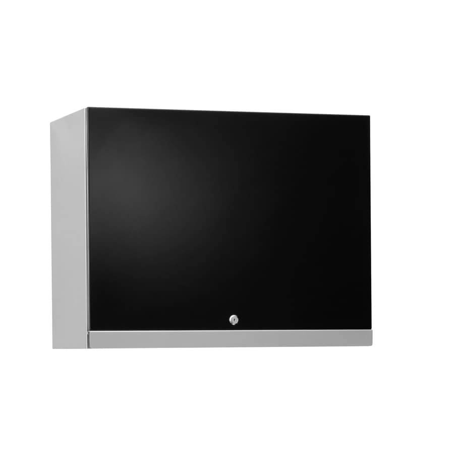 NewAge Products Performance Plus 28-in W x 22-in H x 14-in D Steel Wall-Mount Garage Cabinet