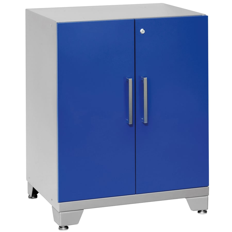 NewAge Products Performance Plus 28-in W x 36-in H x 22-in D Steel Freestanding or Wall-Mount Garage Cabinet