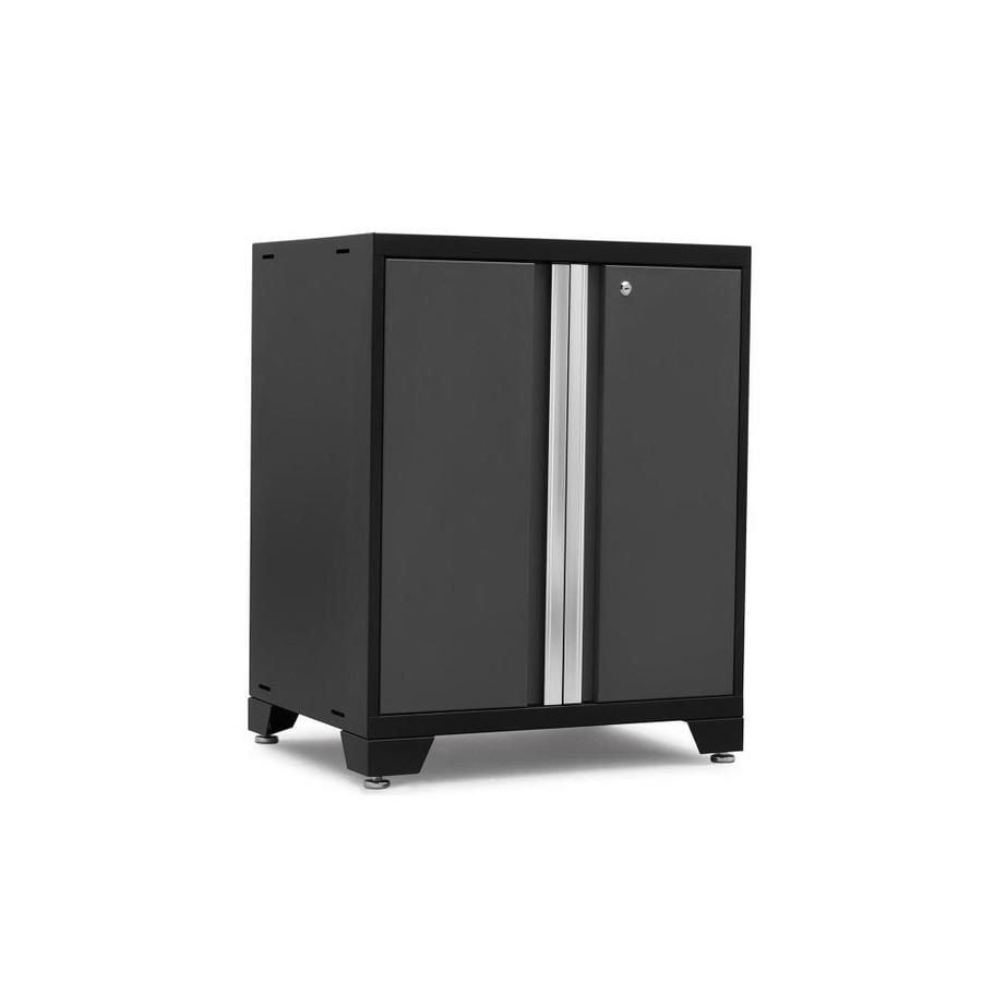 shop newage products pro 3 0 28 in w x 37 in h x 22 in d steel freestanding or wall mount garage. Black Bedroom Furniture Sets. Home Design Ideas