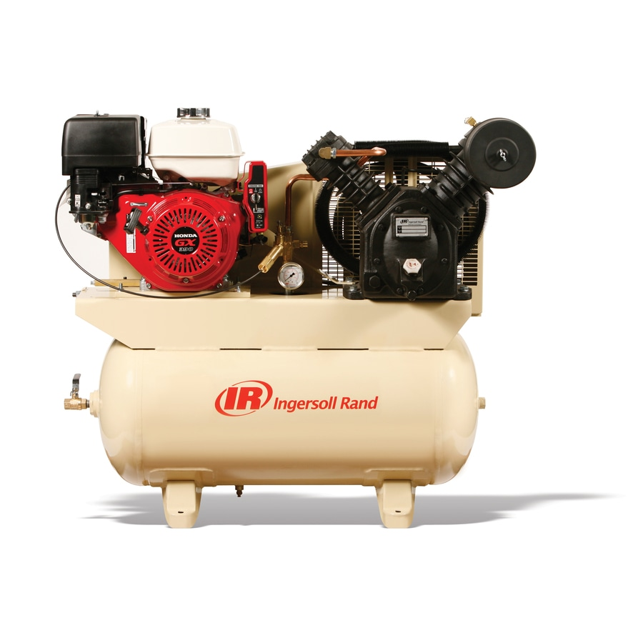 Ingersoll Rand 13-HP 30-Gallon Two-Stage Gas Air Compressor