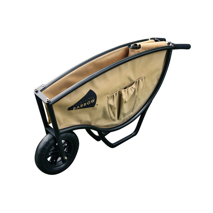 Shop Narrow Barrow Khaki 5 Cu Ft Lightweight Folding
