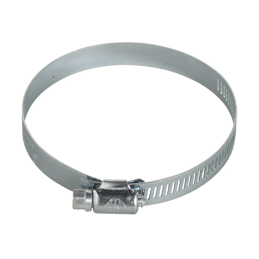 2-1/16-in - 3 Dia Galvanized Full Clamp