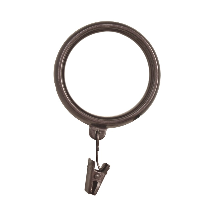 allen + roth 10-Pack Bronze Clip Rings