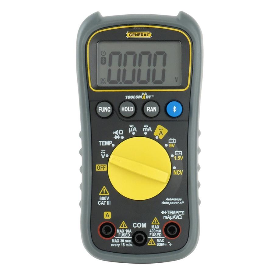 General Tools & Instruments ToolSmart Digital Multimeter
