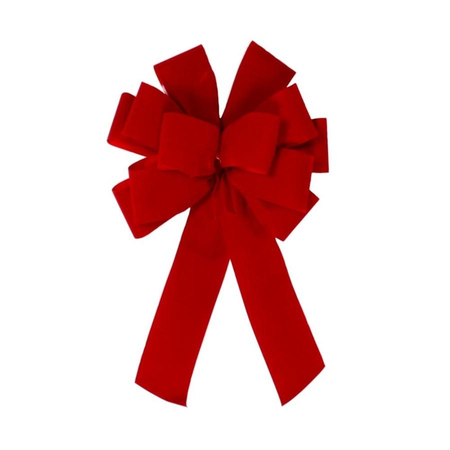 Holiday Living Classic Velvet Imperial Decorative Bow