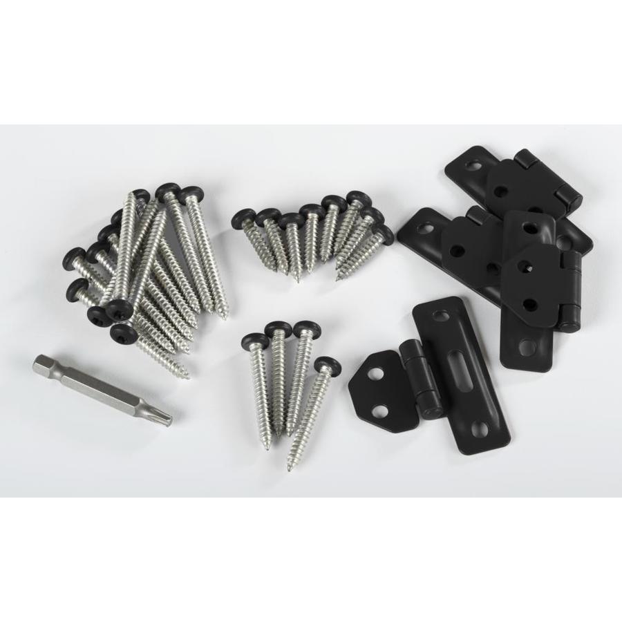 TimberTech Evolutions Rail 28-Pack Aluminum Straight Porch Railing Brackets