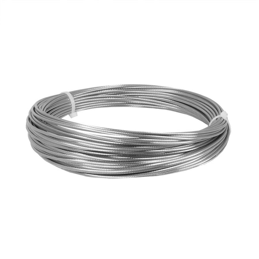 TimberTech CableRail By Feeney Stainless Steel Cable (Actual: 1/8-in x 100-ft)