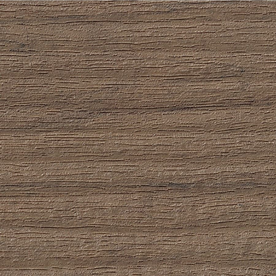 Shop timbertech pecan groove composite deck board actual for Composite deck boards reviews