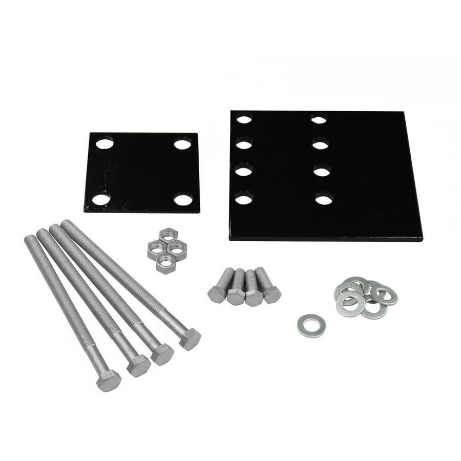 TimberTech Gray Composite Rail Adapter