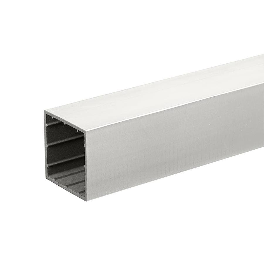 TimberTech White Composite Deck Post Sleeve (Fits Common Post Measurement: 4-in x 4-in; Actual: 4-in x 4-in x 96-in)