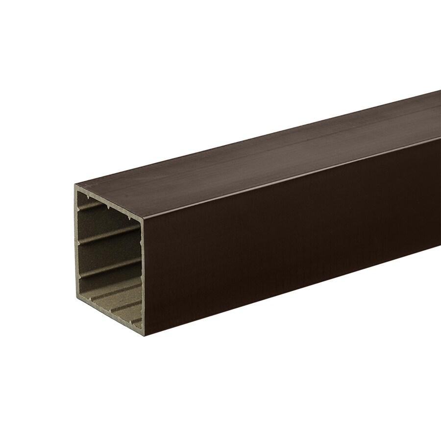 TimberTech Kona Composite Deck Post Sleeve (Fits Common Post Measurement: 4-in x 4-in; Actual: 4-in x 4-in x 96-in)