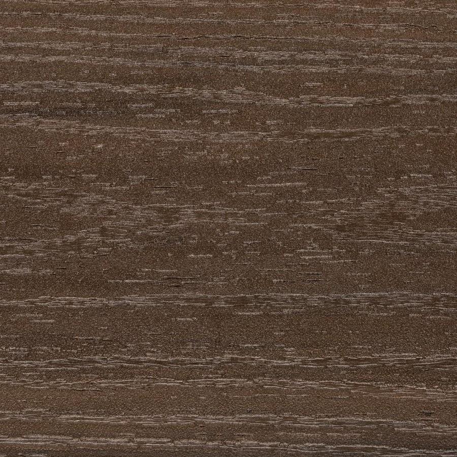 AZEK Arbor Brazilian Walnut PVC Deck Board (Actual: 1-in x 5.5-in x 20-ft)
