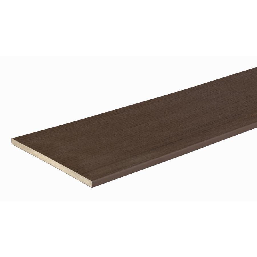 AZEK Arbor Acacia PVC Deck Board (Actual: 0.5-in x 11.75-in x 12-ft)