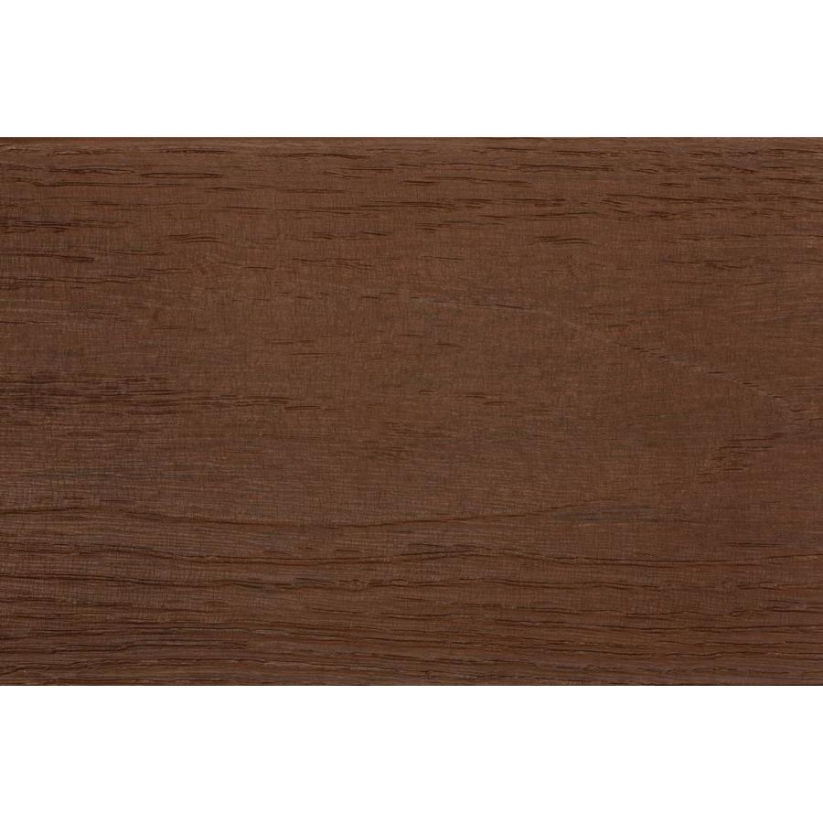 TimberTech Tropical Caribbean Redwood Composite Deck Board (Actual: 0.56-in x 12-in x 12-ft)