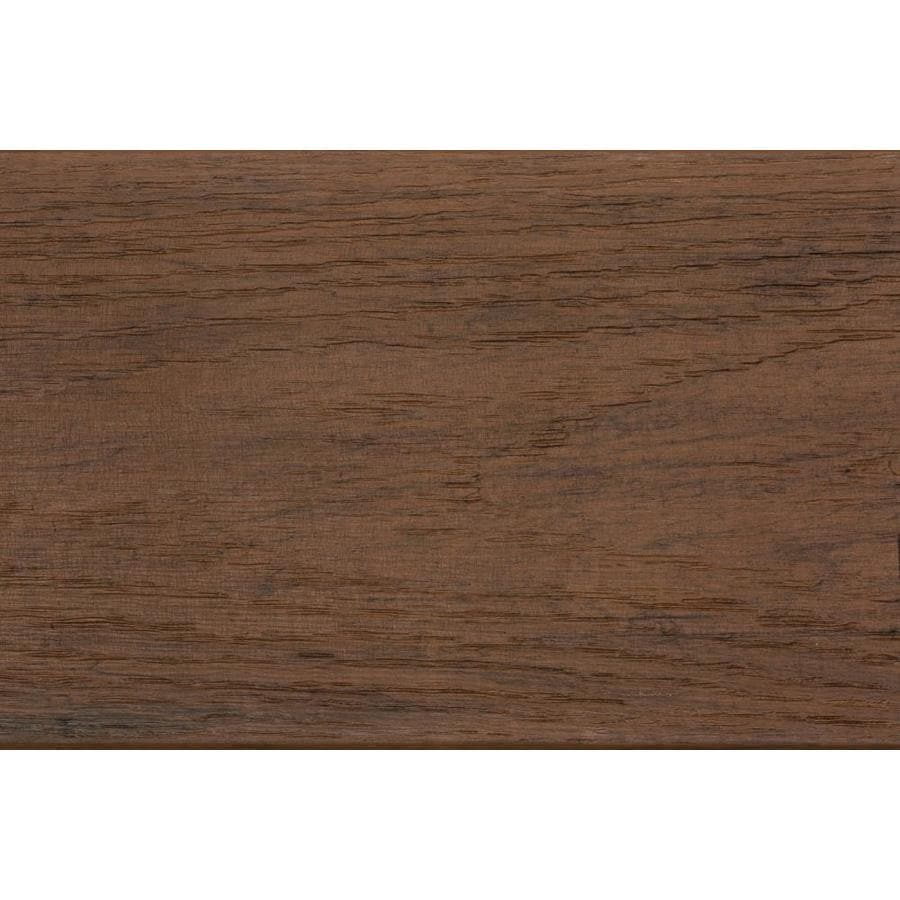 TimberTech Tropical Antique Palm Composite Deck Board (Actual: 0.56-in x 7.25-in x 12-ft)