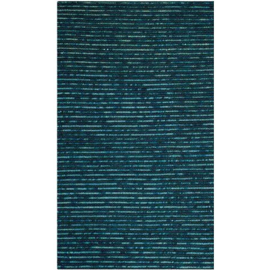 Safavieh Bohemian Dark Blue and Multicolor Rectangular Indoor Hand-Knotted Area Rug (Common: 5 x 8; Actual: 60-in W x 96-in L x 0.58-ft Dia)