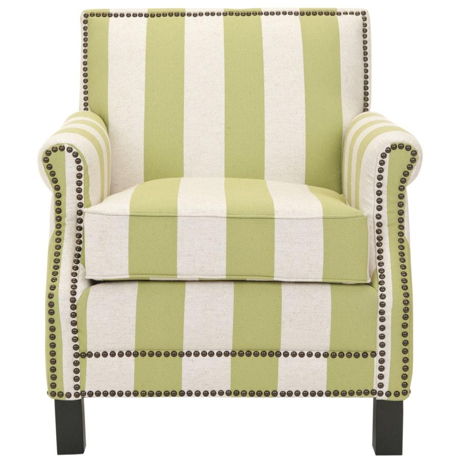 Safavieh Mercer Green Club Chair