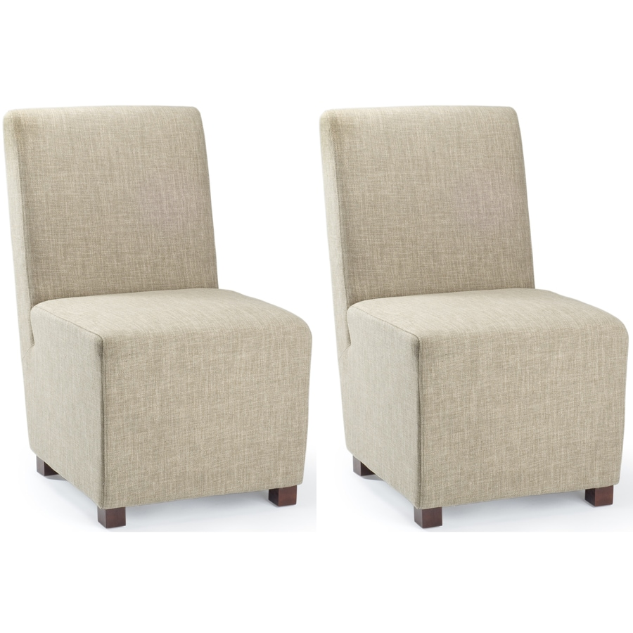 Safavieh Set of 2 Mercer Acorn Side Chairs