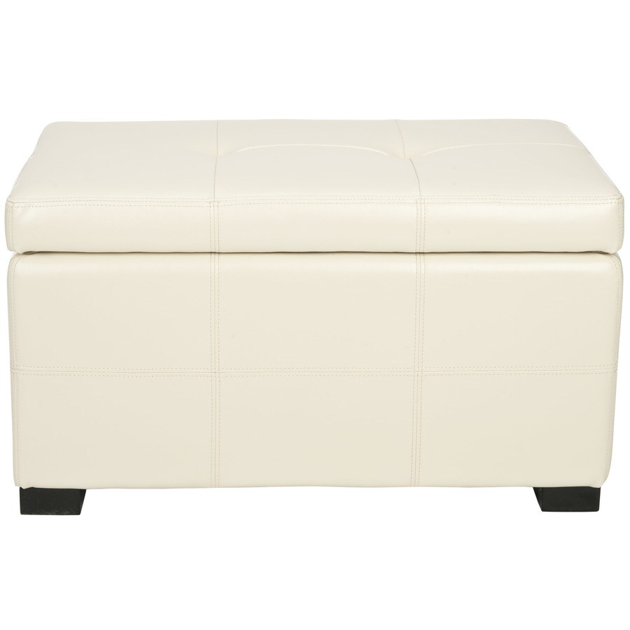 Safavieh Hudson Cream Indoor Accent Bench