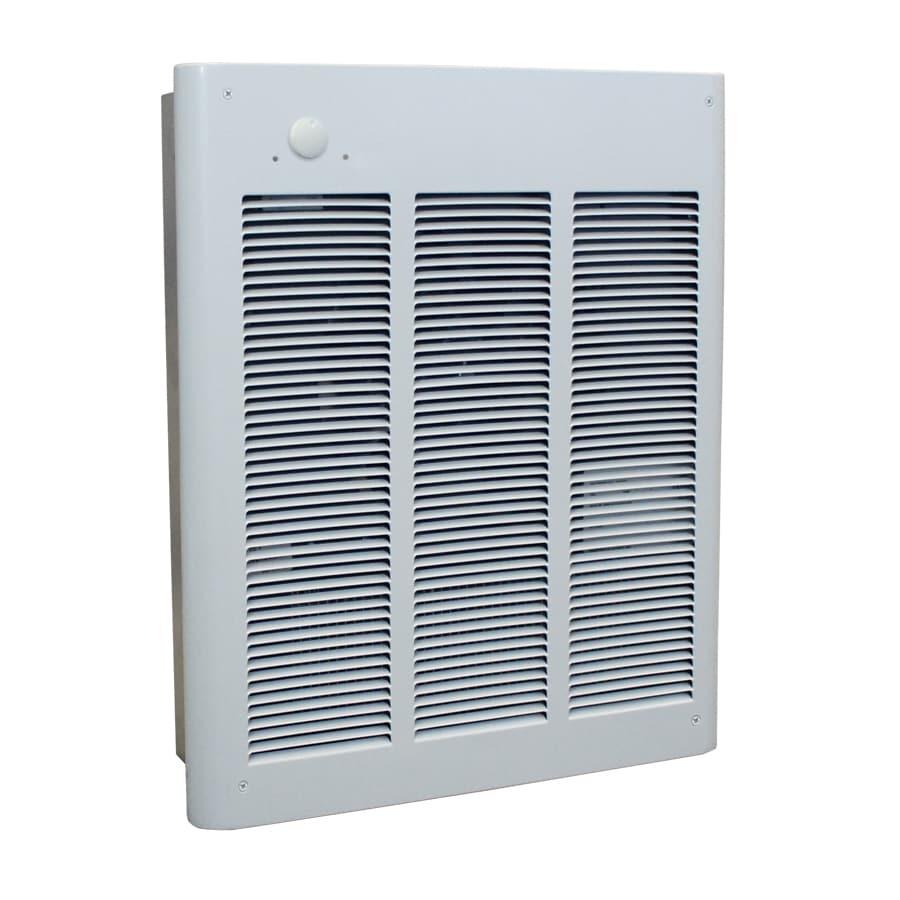 Fahrenheat 4,000-Watt 240-Volt Forced Air Heater (15.75-in L x 19-in H Grille)