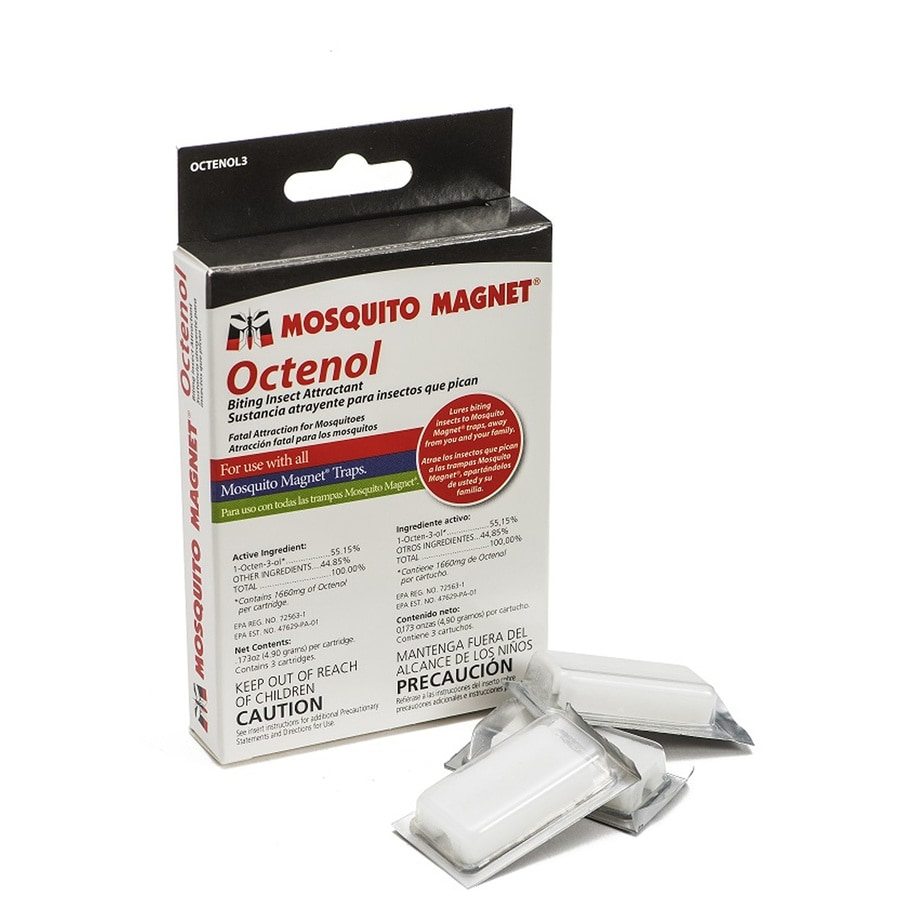Mosquito Magnet 3-Pack Mosquito Magnet Biting Insect Attractants