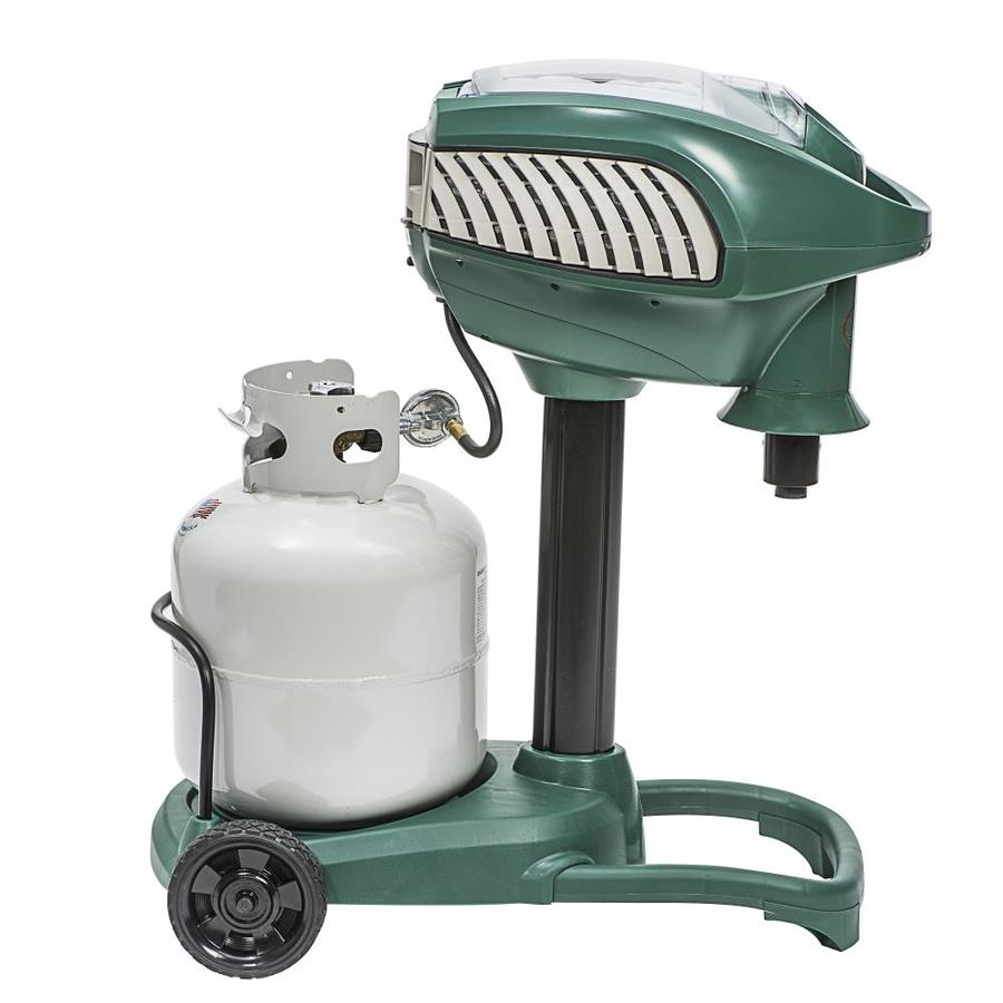 Mosquito Magnet Portable Electric and Propane Mosquito Trap with Lure
