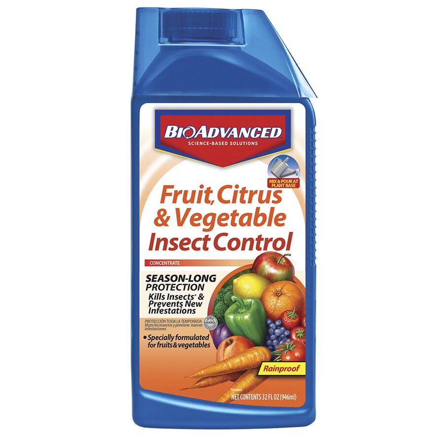 BAYER ADVANCED Fruit and Vegetable Insect Control Liquid