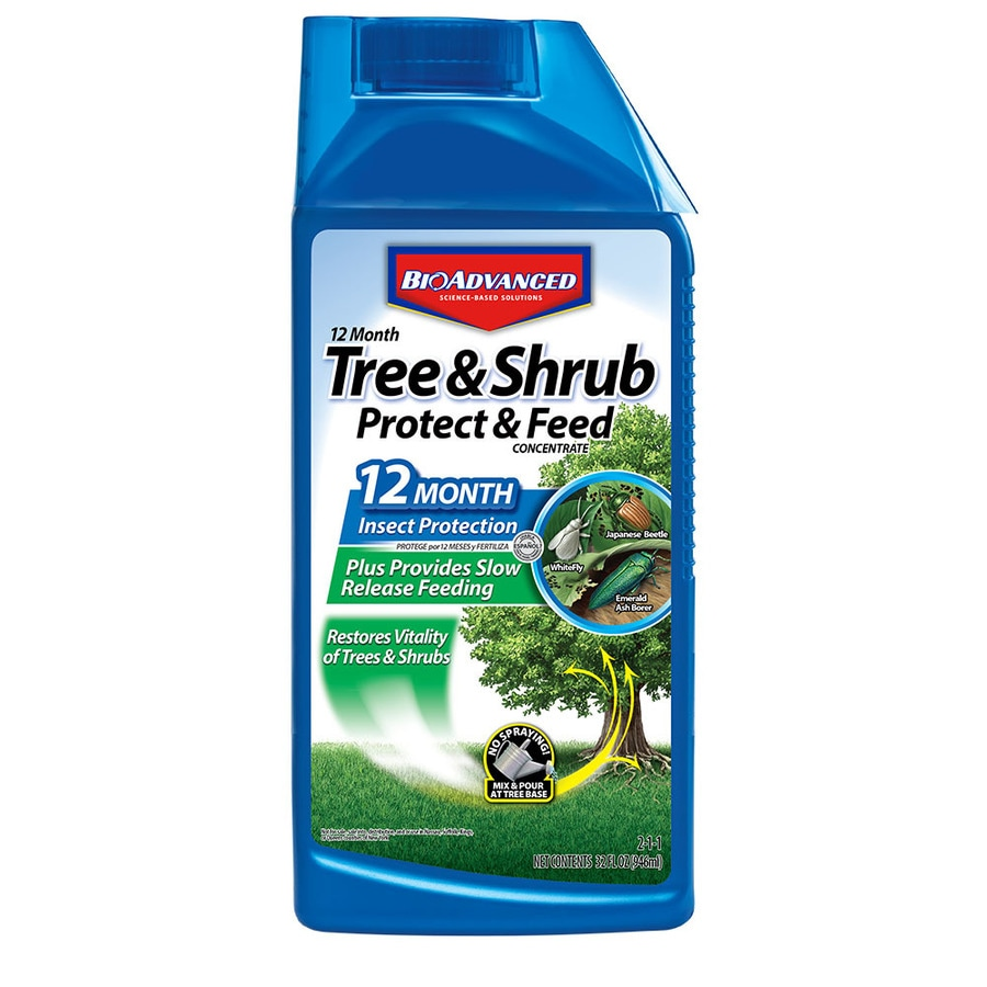 BAYER ADVANCED Tree/Shrub Protect Liquid