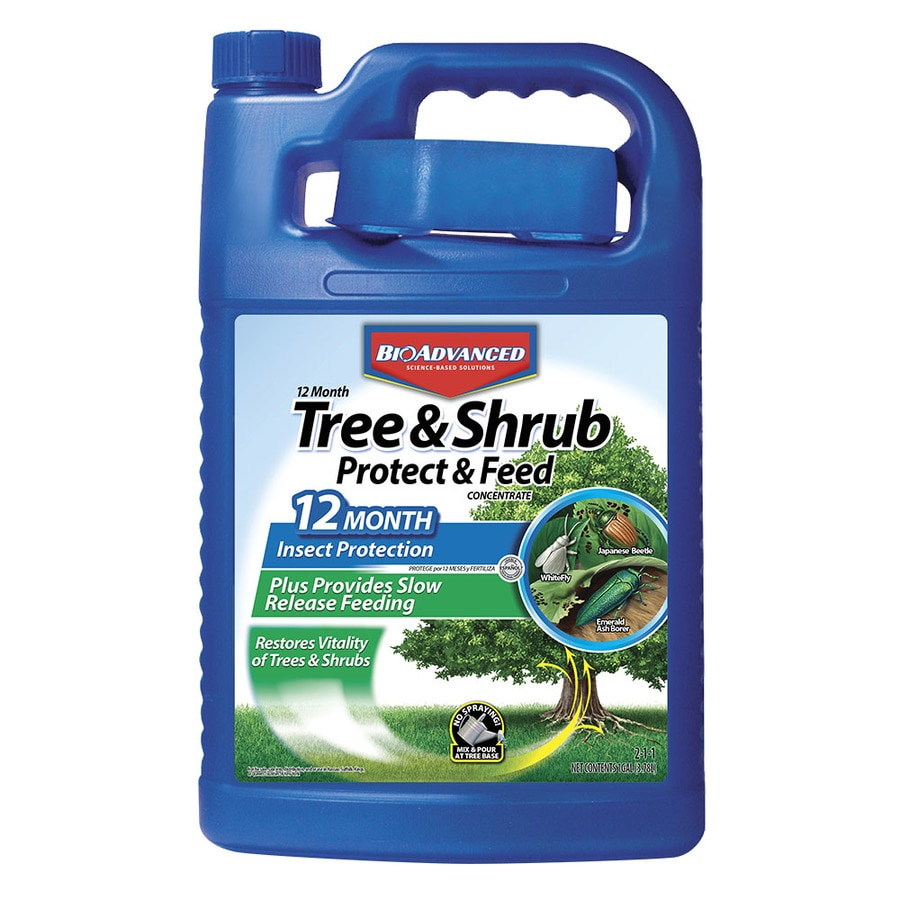 BAYER ADVANCED Tree and Shrub Protect Liquid
