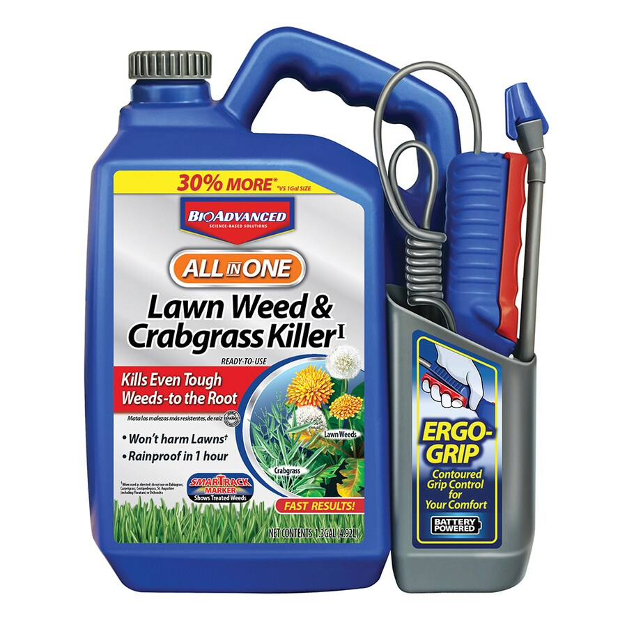 BAYER ADVANCED 166.4-oz Weed and Crab